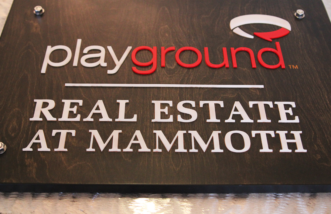 Playground Destination Properties | Mammoth Sales Center Design